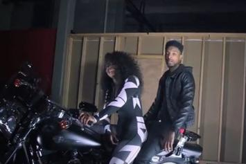 """21 Savage Feat. Dreezy """"Motorcycle"""" Video"""