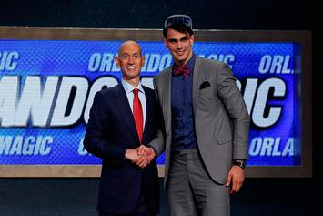 Dario Saric Says He'll Finally Be Joining The Sixers Next Season