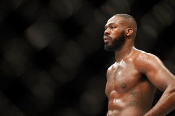 "Jon ""Bones"" Jones Pulled From UFC 200 For Potential Doping Violation"
