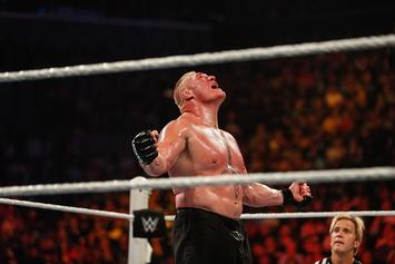 WWE Unveils Brock Lesnar's Opponent For SummerSlam