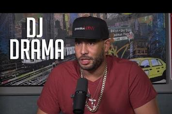 DJ Drama On HOT 97