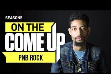 On The Come Up: PnB Rock