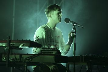 James Blake Talks Beyonce Collab & Not Clearing Sample For Drake