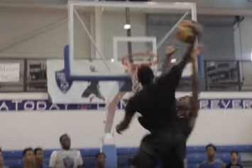Victor Oladipo Put This Young Camper In A Body Bag