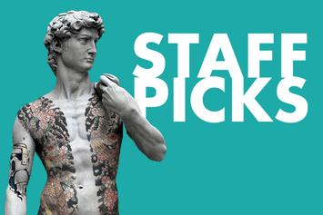Staff Picks Playlist (July 22)