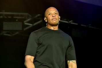 Dr. Dre Handcuffed Outside Of His Malibu Home