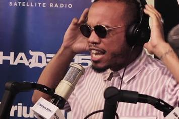 "Anderson .Paak ""Toca Tuesday"" Freestyle"