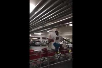 A$AP Rocky & Tyler The Creator Mess Around At A Target