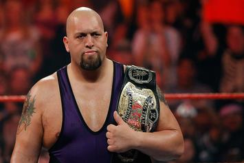 WWE's Big Show Confirms Match Against Shaq