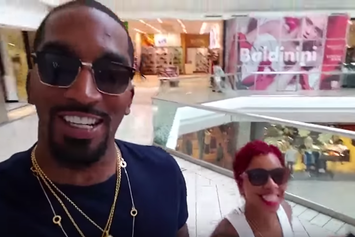 JR Smith Shares A Post-Wedding Video: Two Rings, 1 Year