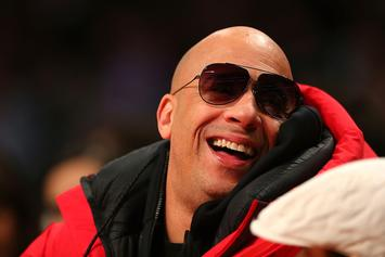 "Vin Diesel Outed As The ""Chicken Sh*t Candy Ass"" From The Rock's Instagram Rant"