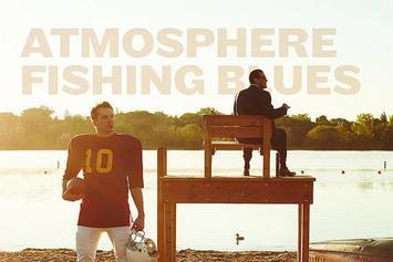 "Stream Atmosphere's ""Fishing Blues"" LP A Couple Days Early"