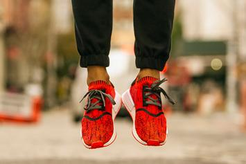 """Adidas Is Releasing This Limited Edition """"Red Apple"""" NMD In Honor Of Their New Brooklyn Location"""