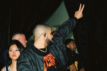 "Drake Previews New Mixtape Songs At ""Summer Sixteen"" After-Party"