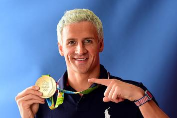 Ryan Lochte Finally Issues A Statement About The Scandal In Brazil