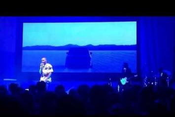 "Watch Footage Of Frank Ocean Performing ""Ivy"" & ""Seigfried"" In 2013"