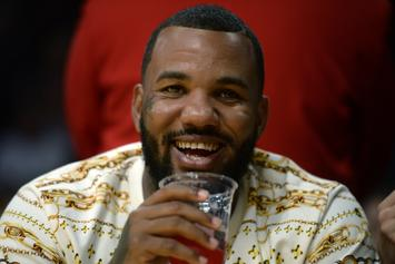 The Game Reportedly Target In Miami Beach Shooting