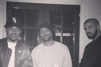 Drake Congratulates Chance The Rapper On Launching His Own Festival