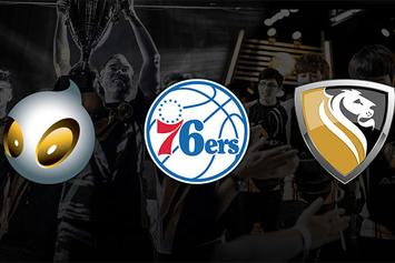76ers Become First Team To Purchase An eSports Franchise