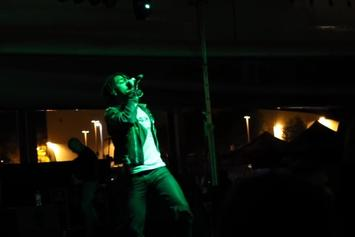 """Vic Mensa Debuts New Song """"Stoner"""" Live In Seattle"""