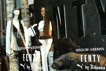 Live Stream Rihanna's Fenty x PUMA Fashion Show On Tidal