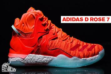 Review Of Derrick Rose's 7th Signature Sneaker, The Adidas D Rose 7