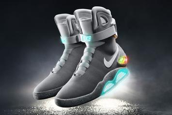 Nike Mag Information Will Reportedly Release Tomorrow
