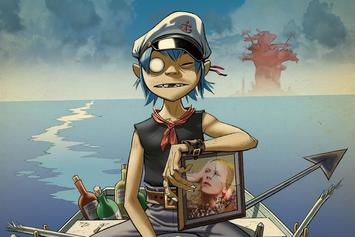 "Gorillaz Share Mysterious ""The Book Of Noodle"" Story"