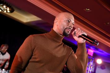 "Common Reveals ""Black America Again"" Tracklist"