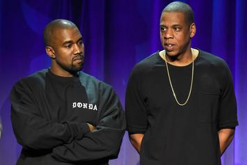 "Kanye West Vents About ""Tidal/Apple Bullsh*t,"" Says ""Watch The Throne 2"" Will Never Happen"
