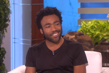 "Donald Glover Talks Upcoming Star Wars Movie & ""Atlanta"" Series On Ellen"