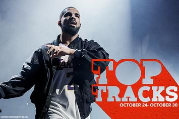 Top Tracks: October 24 - October 30
