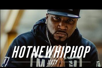 Jeezy's HNHH Digital Cover BTS