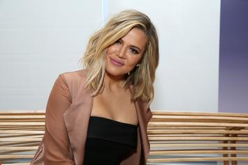 Khloe Kardashian Talks Dating Tristan Thompson On Kimmel