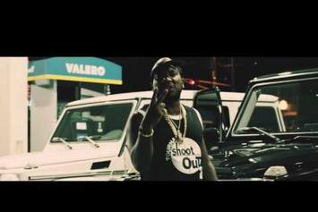 "Jeezy ""G Wagon"" Video"