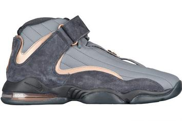 """Copper"" Nike Air Penny 4 Rumored To Return In 2017"