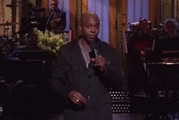 Watch Dave Chappelle Address Trump Win, Bring Back Classic Chappelle's Show Characters On SNL