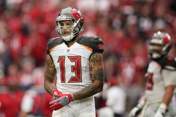 "Mike Evans Flip Flops On Anthem Protest: ""This Sunday I Will Be Back To Standing"""
