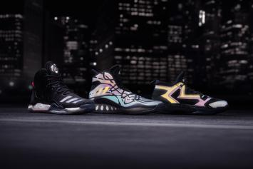 Adidas Basketball Introduces The 2016 Xeno Collection