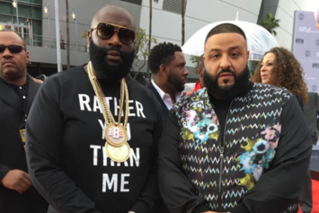 "Rick Ross Announces ""Rather You Than Me"" Album For Early 2017"