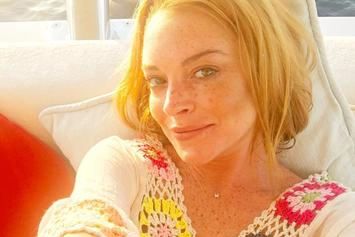 Lindsay Lohan Criticizes Ariana Grande In Her Instagram Comments