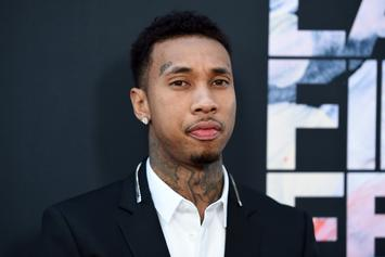 Tyga Served Lawsuit While Celebrating His Birthday