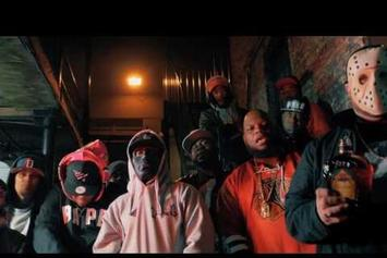 "Westside Gunn Feat. Mayhem Lauren ""Over Gold"" Video"