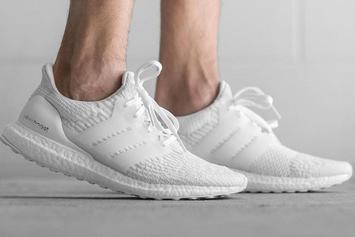 """Adidas Ultra Boost 3.0 """"Triple White"""" Launches Today"""