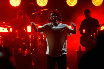 """Twitter Reacts To J. Cole's """"False Prophets"""" Track About Kanye West"""