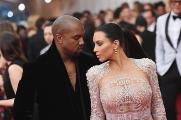 Kanye West & Kim Kardashian Divorce Rumors Denied; Reportedly Still Separated