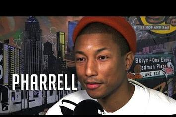 Pharrell Williams On Ebro In The Morning