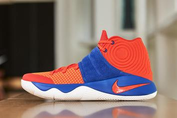 "Kyrie Irving, LeBron James To Wear ""Hardwood Classics"" Nike PEs Tonight"