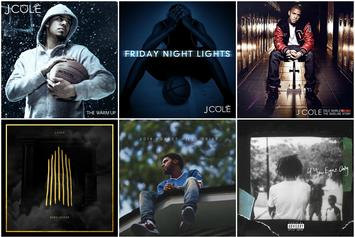 VOTE: What Is J. Cole's Best Project?