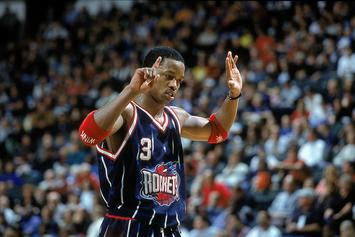 Steve Francis Turns Himself In To Police On Burglary Charge